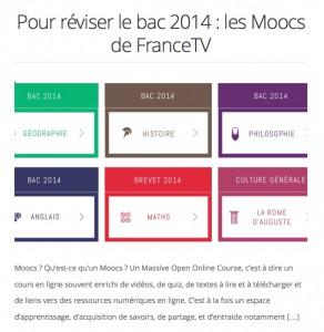 Théas CDI Les Moocs de France TV