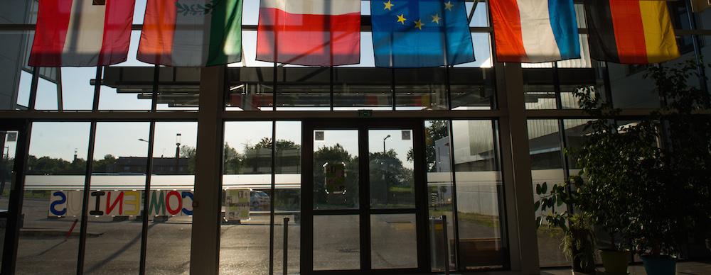 échanges internationaux, collège Institut Familial, lycéeThéas Isabelle GABRIELI