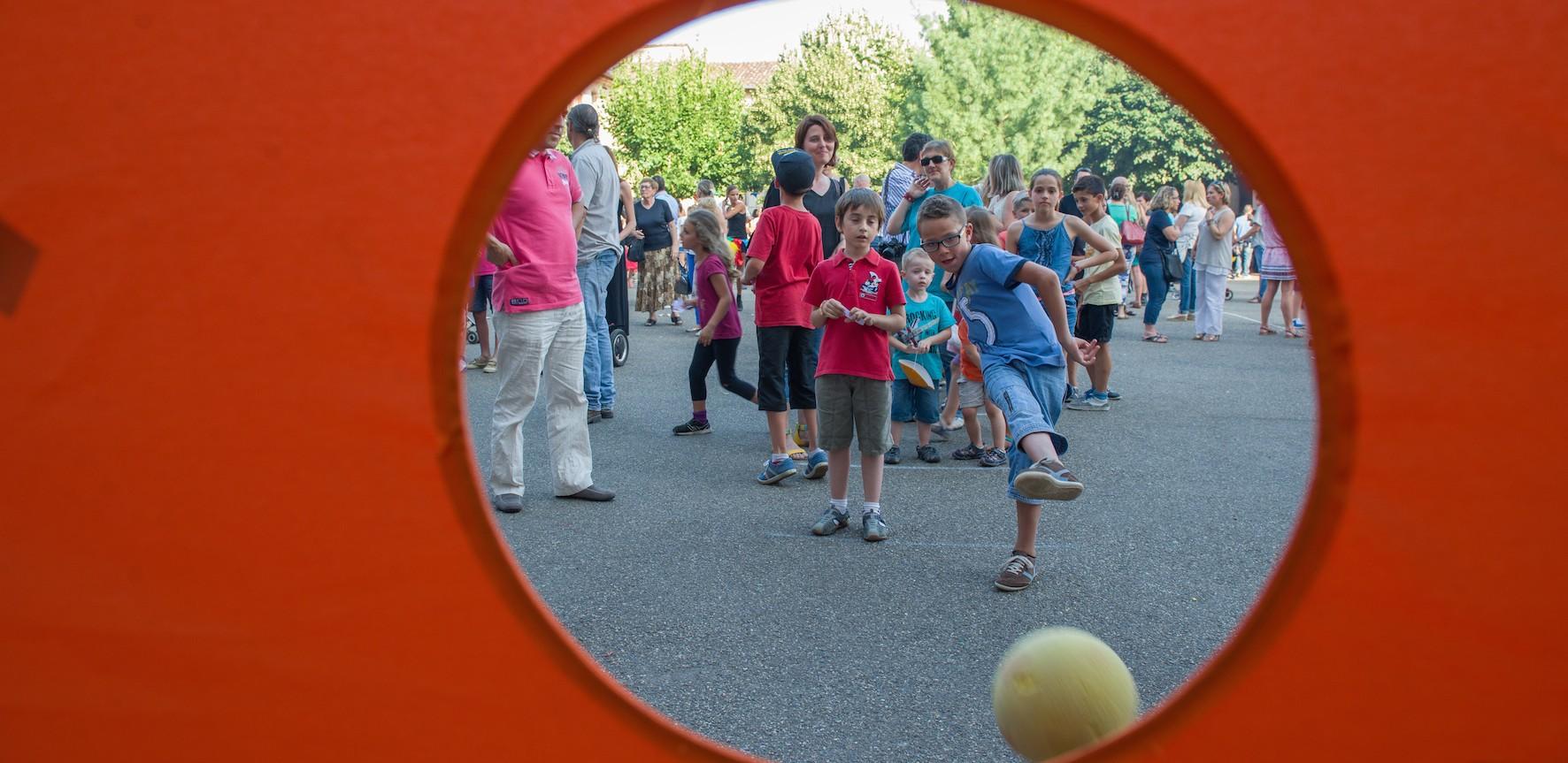 Institut Famillial Montauban Kermesse Comité des fêtes