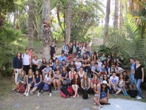 Espagne échanges internationaux Institut Familial Montauban