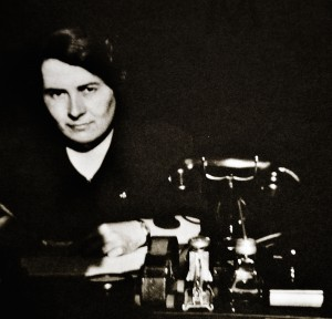 Marie-Rose Gineste, sécrétaire de Pierre-Marie Théas