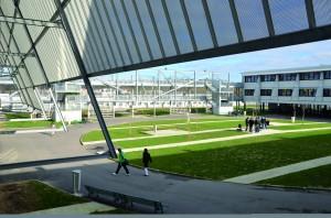 Lycée Pierre-marie THEAS - Montauban -  Août 2011 - Photo : isabelle GABRIELI