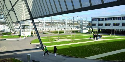 Lycée Pierre-marie THEAS - Montauban - Août 2011 - Photo : isabelle GABRIELI Montauban