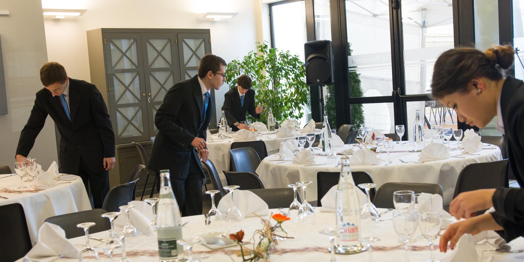 Restaurant D Application Toulouse