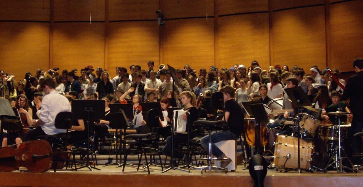 concert à La Scala de Milan