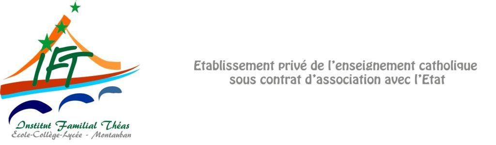 Lycée Théas - Ecole & Collège Institut Familial