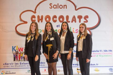 Salon du Chocolat, novembre 2018