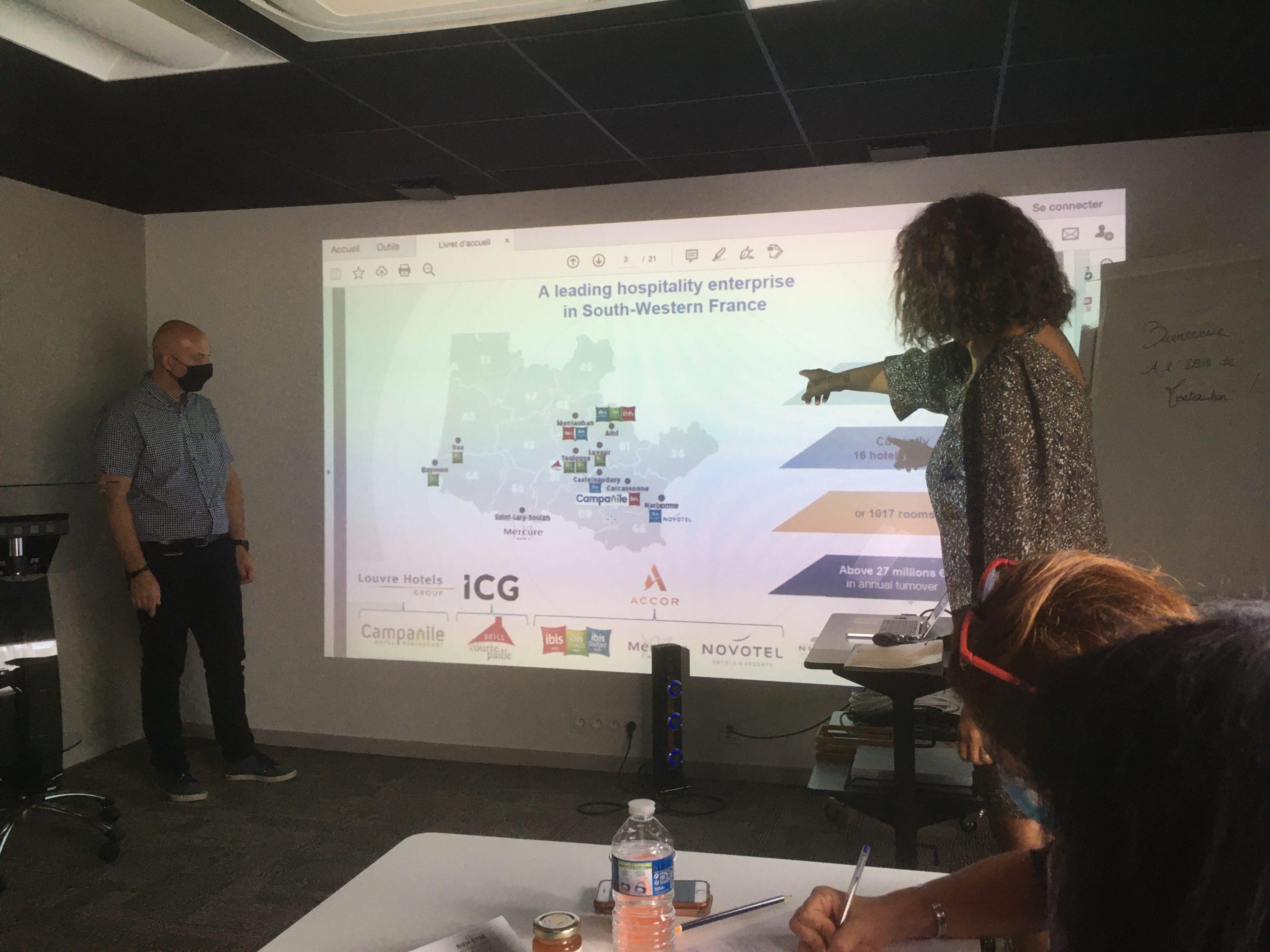 Partenariat IBIS - 1ère MRC
