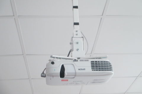 Equipement vidéo-projecteur